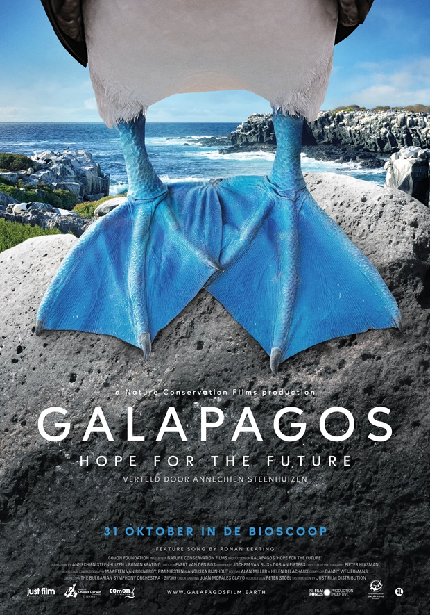 Galapagos Hope for the Future