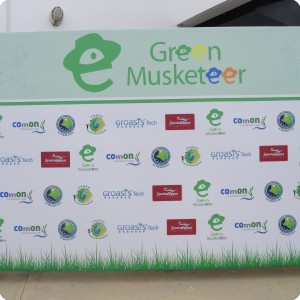 3 The Green Musketeer project is financed by CoMon of the Netherlands
