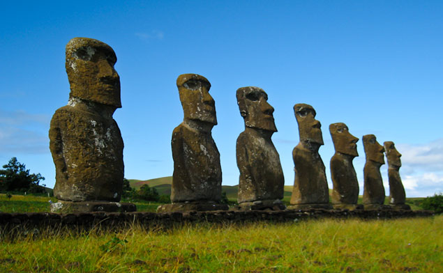 Groasis will reforest the easter islands at peru