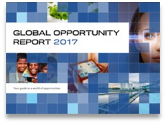 Global Opportunity report 2017 Logo