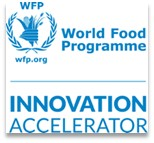 WFP Innovation Accelerator Logo