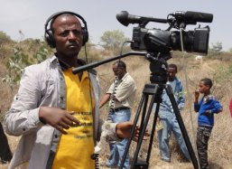 Ethiopian television films the instruction day